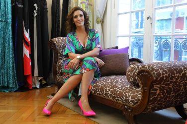Look de Fiesta con Yamila Pica - Claudio Cosano 9