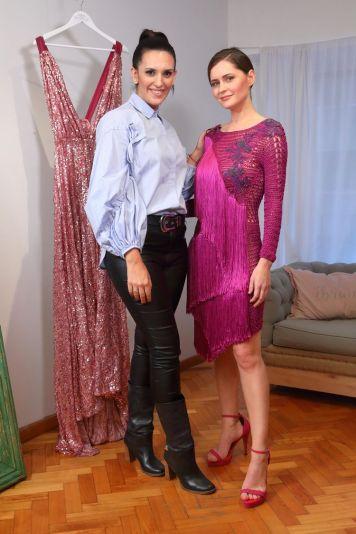 Look de Fiesta con Yamila Pica - Ibraina 1