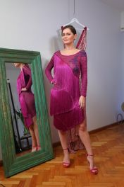 Look de Fiesta con Yamila Pica - Ibraina 3