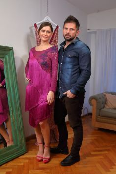 Look de Fiesta con Yamila Pica - Ibraina 4