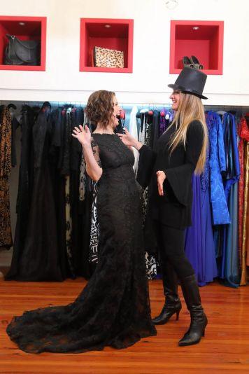 Look de Fiesta con Yamila Pica - Patricia Proumo 3