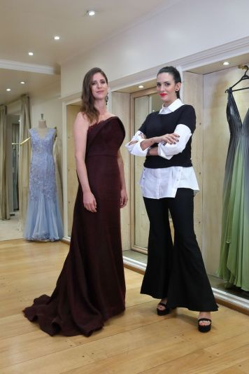 Look de Fiesta con Yamila Pica - Sylvie Burstin 7