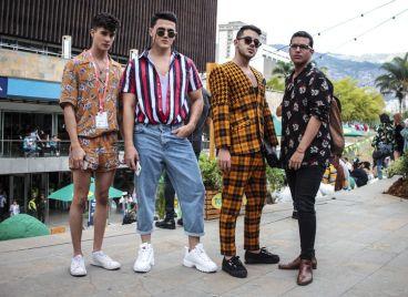 Street style @ Colombiamoda 2018