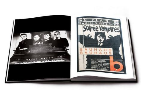 Bauhaus - Undead book