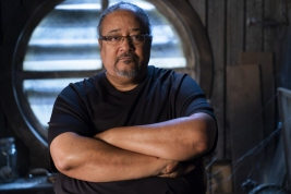 Ernest Dickerson - Eli Roth's History of Horror _ Season 1 - Photo Credit: Michael Moriatis/AMC