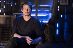 Josh Hartnett - Eli Roth's History of Horror _ Season 1 - Photo Credit: Michael Moriatis/AMC