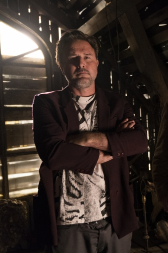 David Arquette - Eli Roth's History of Horror _ Season 1 - Photo Credit: Ron Jaffe/AMC