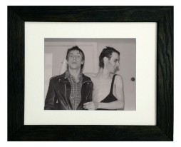 Peter Murphy & Iggy Pop print