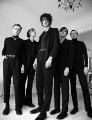 The Horrors - credit Foxes Magazine