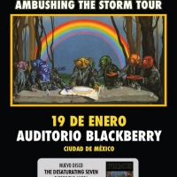 Primus: Ambushing The Storm Tour, 19 De Enero 2019 Auditorio Black Berry