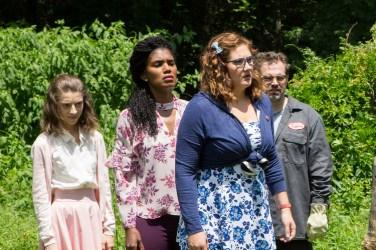 Deborah Baker Jr., Dana Gould, Sofia Pavone, Denise Joseph Boutte - Photo Credit: Kim Simms/IFC