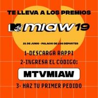Gana boletos para los MTV MIAW