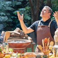 Parrilla a la Mexicana: Poncho Cadena da clase de cocina a las brasas en El Gourmet, estreno 1 de Abril, 20:00 horas