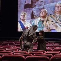 Espectadores de todo el país vuelven a las salas de cine