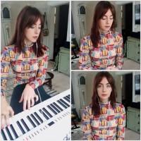 Les Flâneurs y Hanna Turi: Your Days en vivo para El Santo del Rock