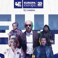 Europa Europa: 20 años al aire y lo celebra con un mes lleno de programación especial